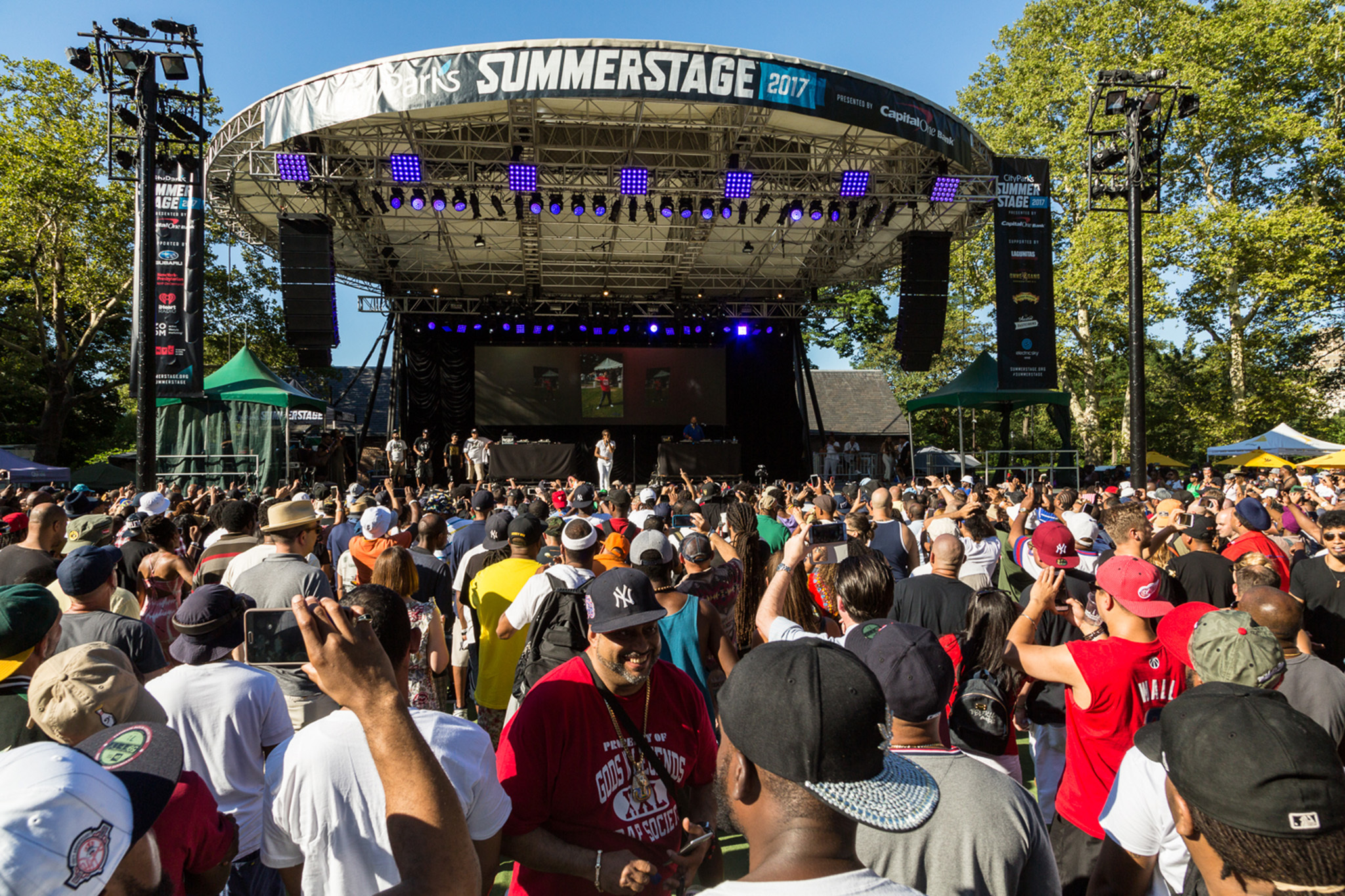 Your guide to SummerStage 2019