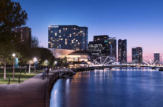 Pan Pacific Melbourne (Photograph: Adam Bruzzone)