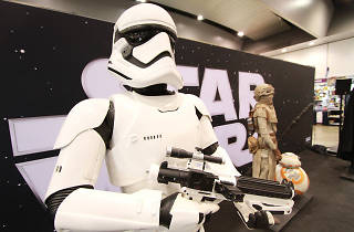 Star Wars Ultimate Fan Weekend