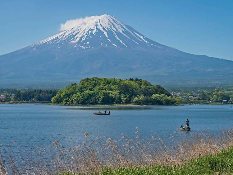 Day trip to Mount Fuji