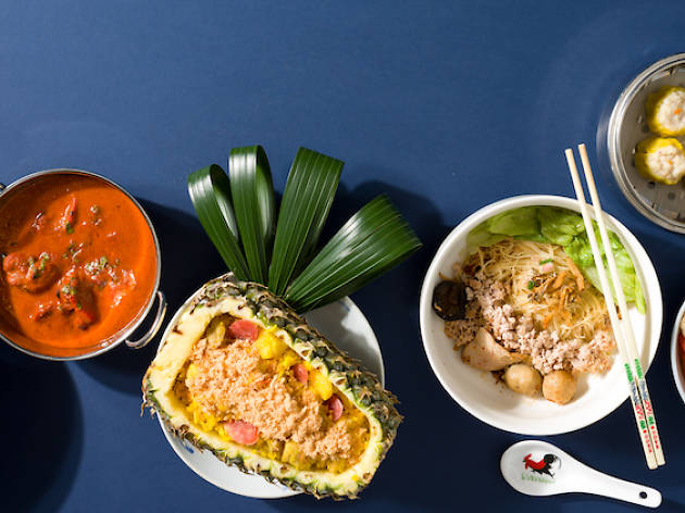 The best supper spots in Singapore