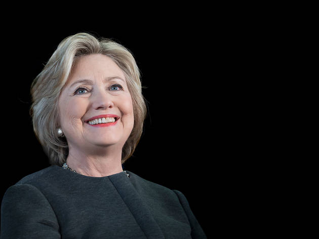 An evening with Hillary Rodham Clinton