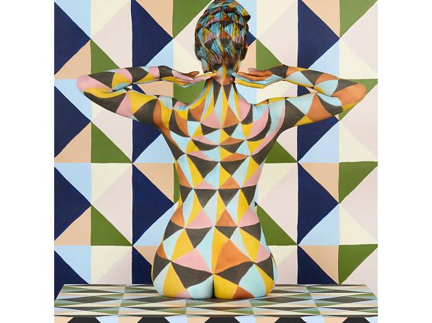 Emma hack, Geometric 7, Wagner Contemproary 2018