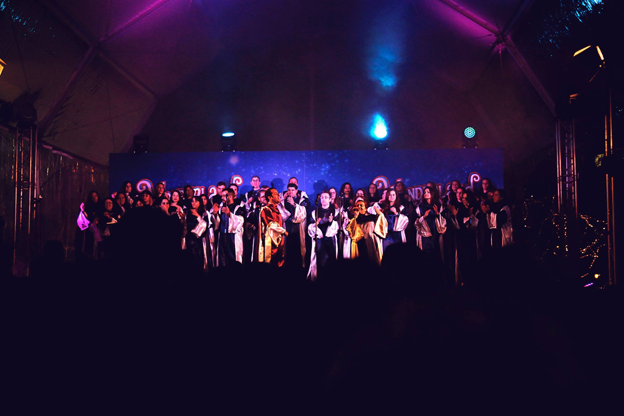 Saint Dominic's Gospel Choir