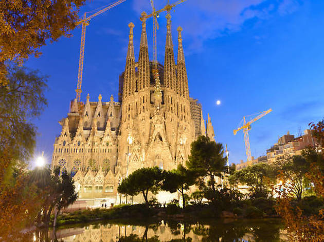 The 20 best sightseeing spots in Barcelona