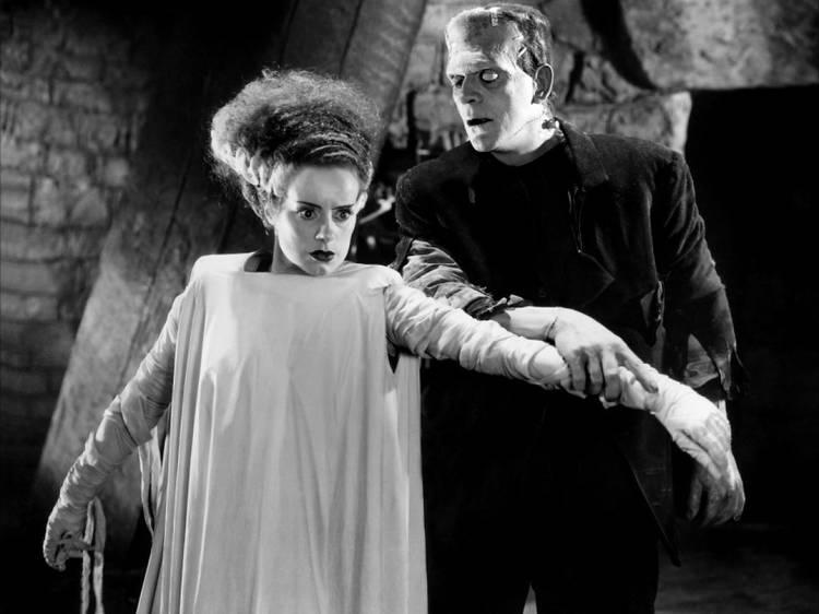 La Fiancée de Frankenstein (1935)