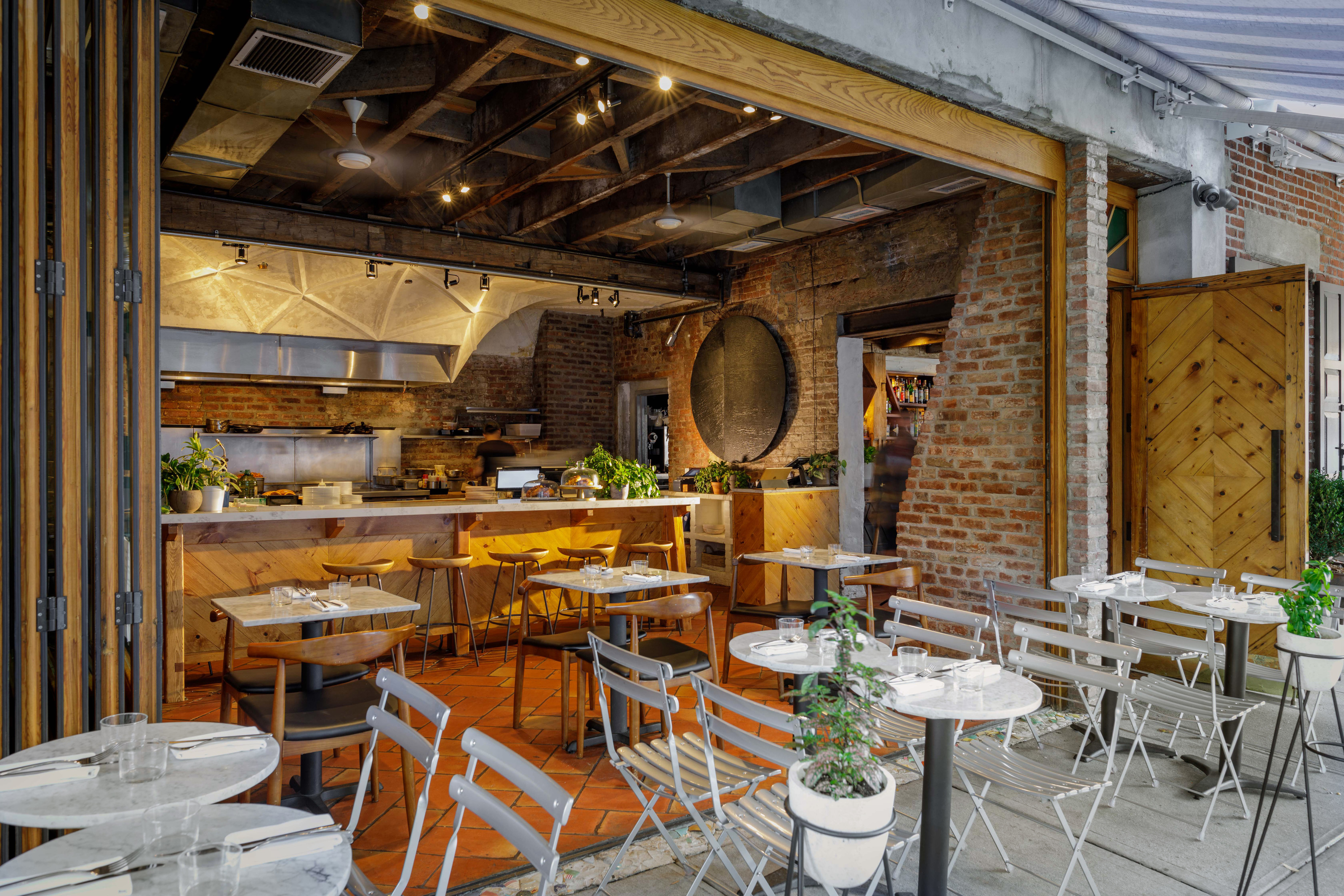 Find a rooftop brunch in NYC from hotel terraces to beer-bar decks