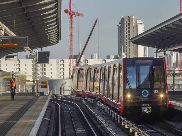 The London Marathon DLR strike is off