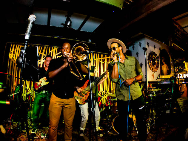 5 best live jazz venues in Singapore