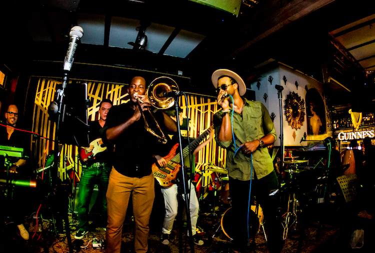 The best jazz bars in Singapore