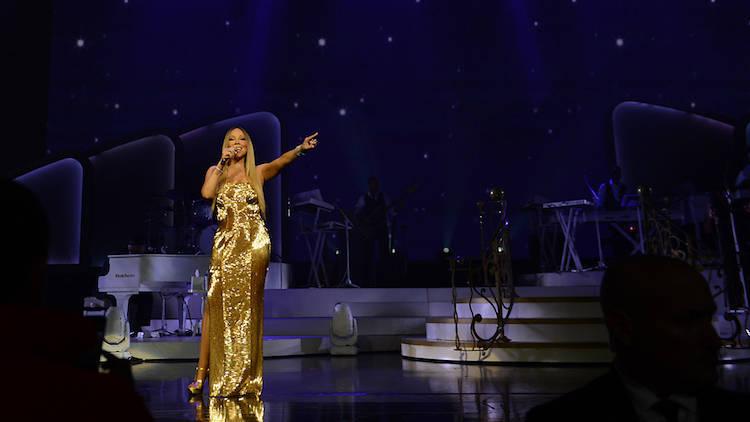 Mariah Carey Live in Concert Macao 2018