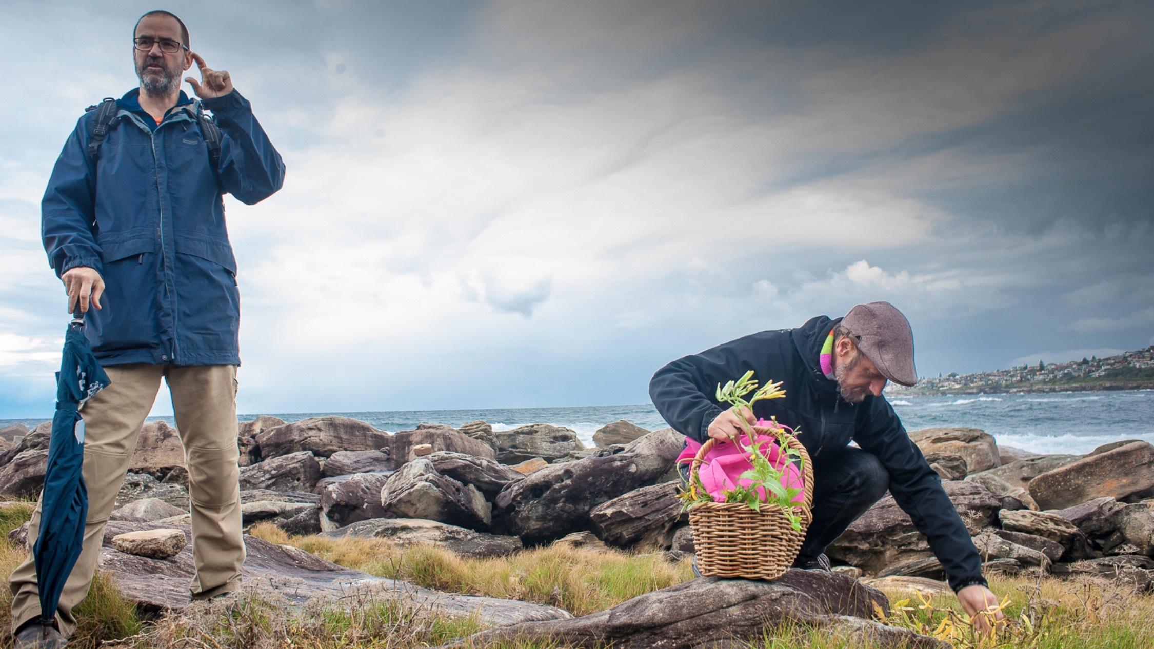 Diego Bonetto: Seaside Foraging Workshop