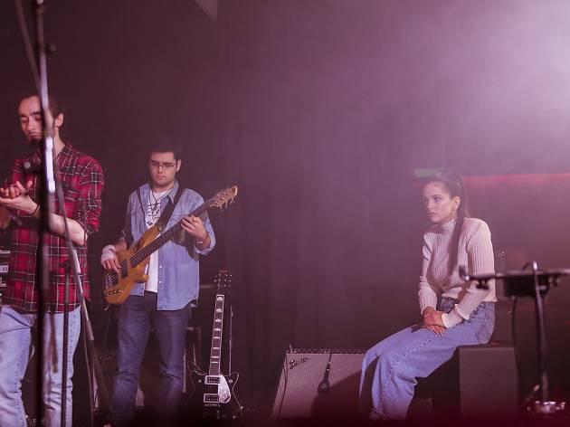 Levi's Music Project: Music X Future + Big Band de Jam Session Escola de Música + Rosalía