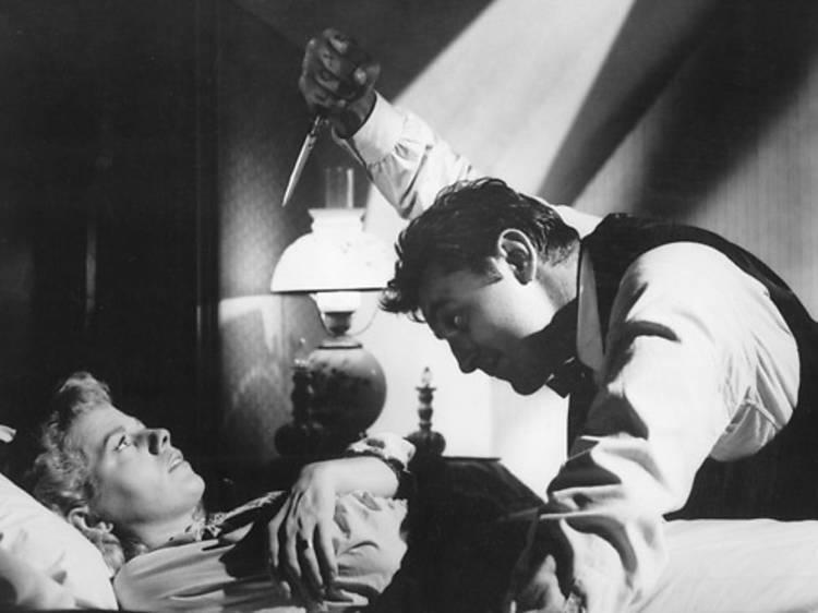 La Nuit du chasseur (1955)