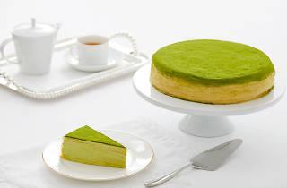 Lady M matcha cake