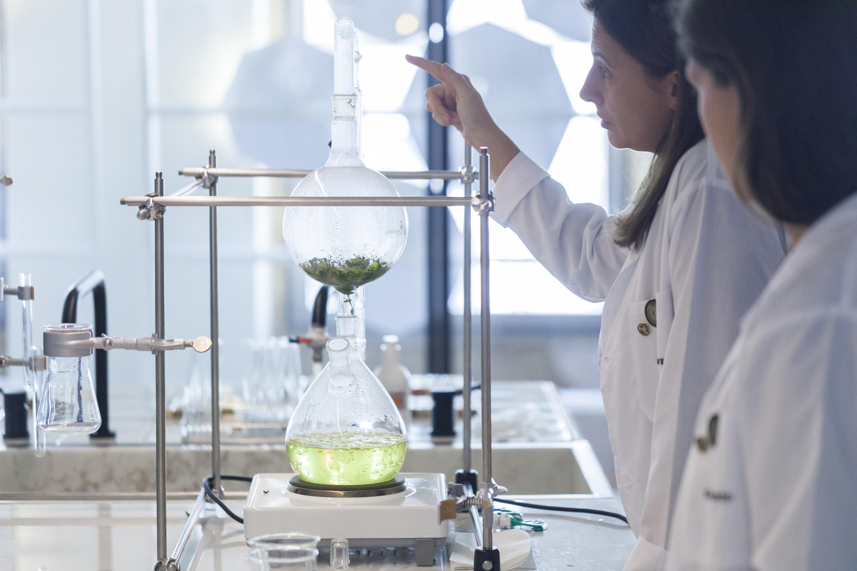 Laboratório de aromas