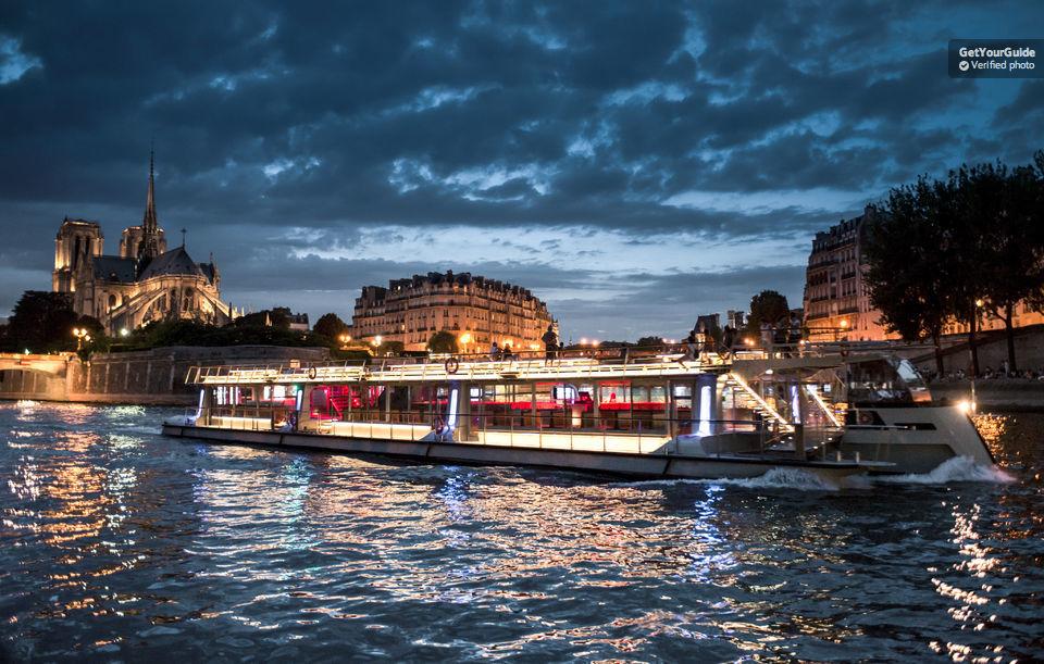 boat trip paris