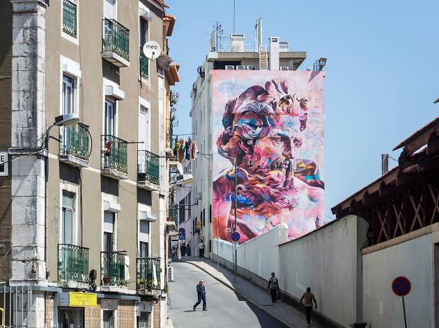 arte urbana, pichi&avo, mural