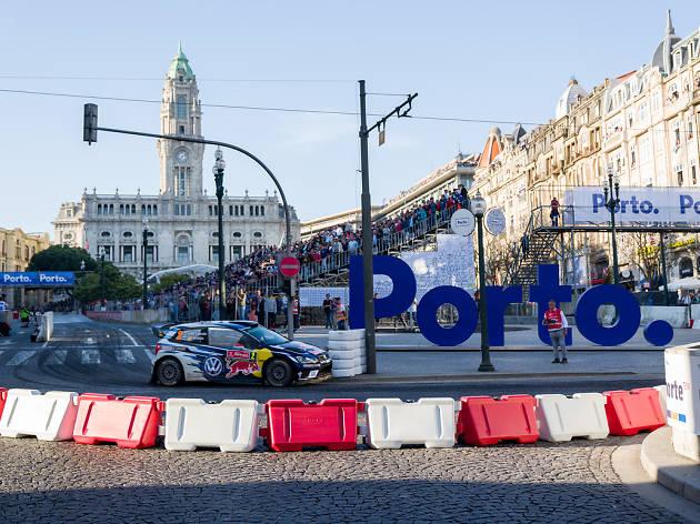 Conheça o percurso do Rally de Portugal no Porto