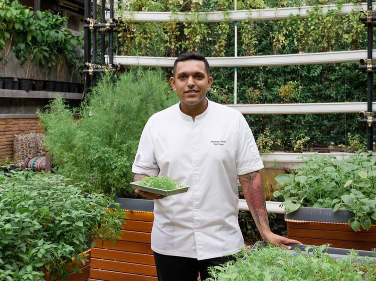 Haoma's Deepanker Khosla named World's 50 Best's 'Champion of Change' winner