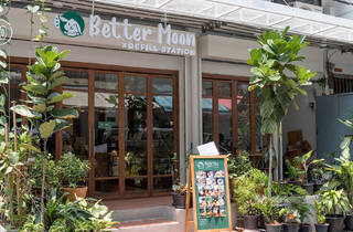 Better Moon Cafe x Refill Station