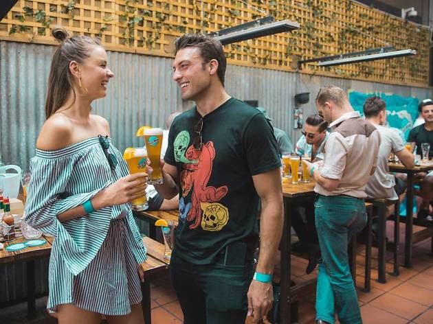 Win a Melbourne beer experience at GABS Beer, Cider & Food Fest