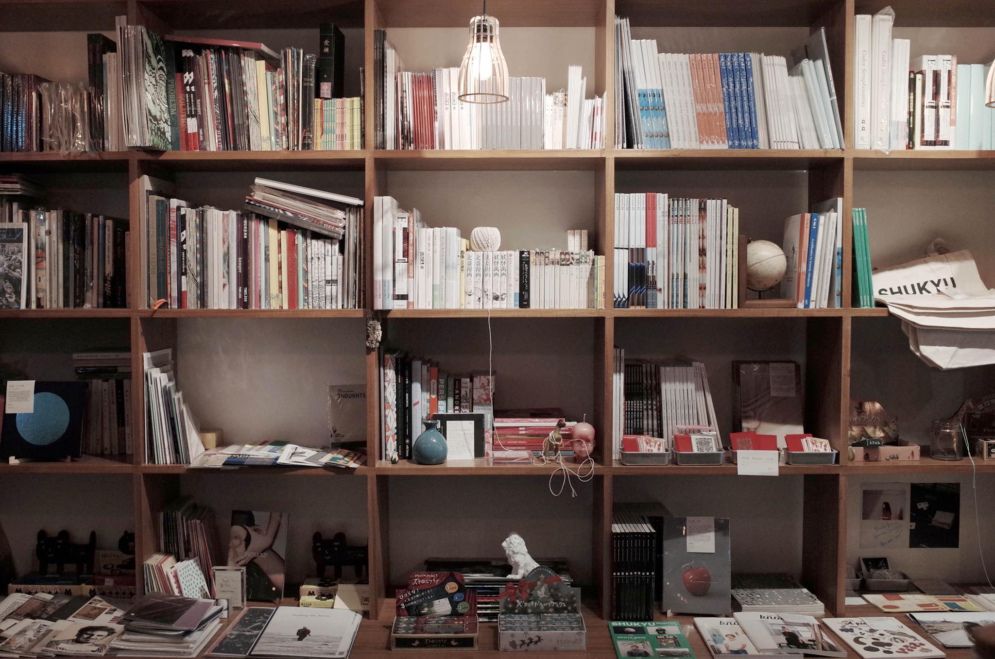 香港十大特色書店