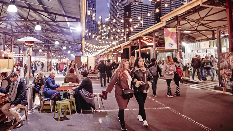 Queen Victoria Night Market