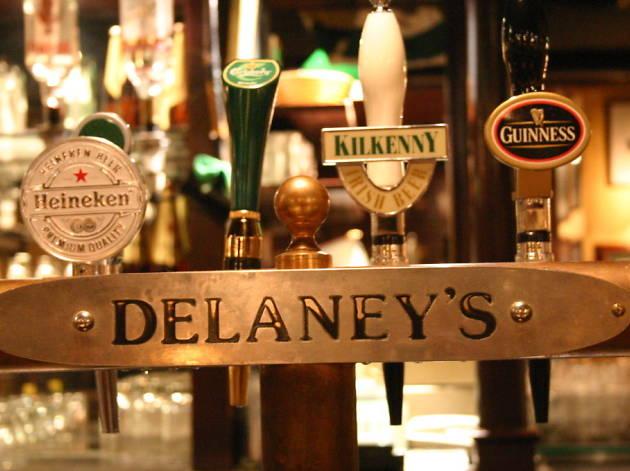 Delaney's TST