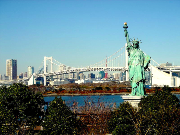 Statue of Liberty | Time Out Tokyo