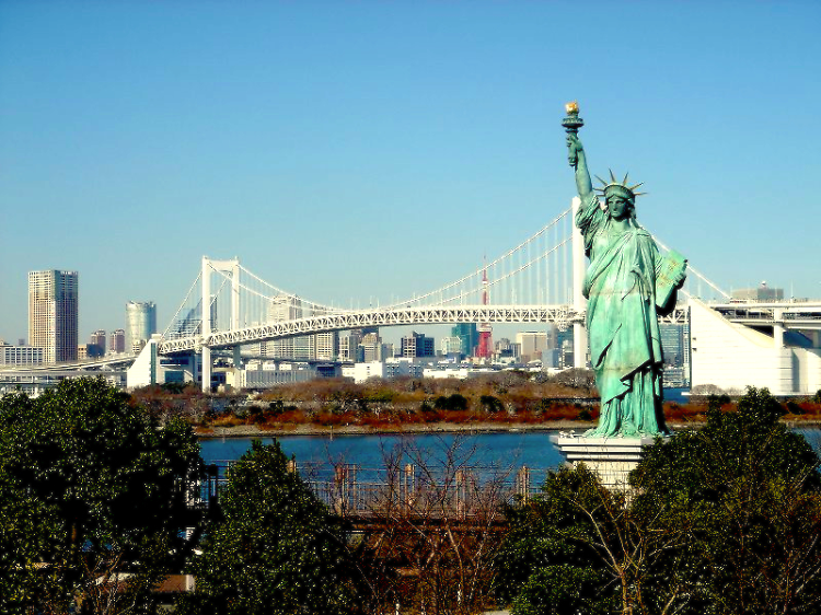 Tokyo Q&A: Why does Tokyo have a Statue of Liberty?