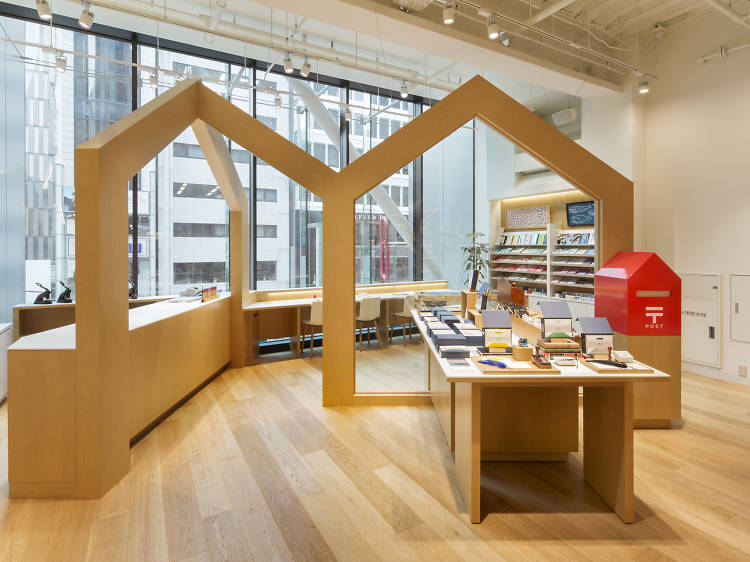Go all out on Stationery at Ginza Itoya