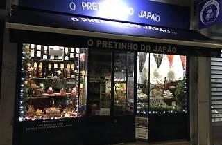 O Pretinho do Japão