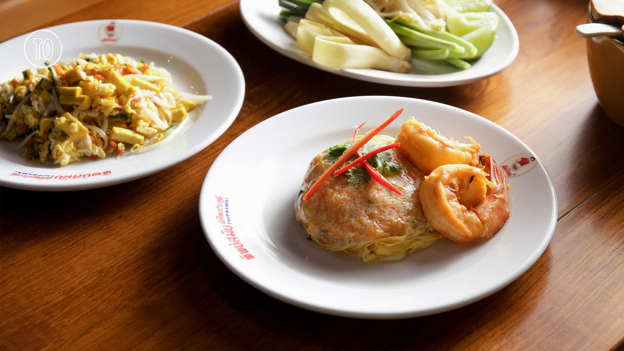 Best Pad Thai in Bangkok