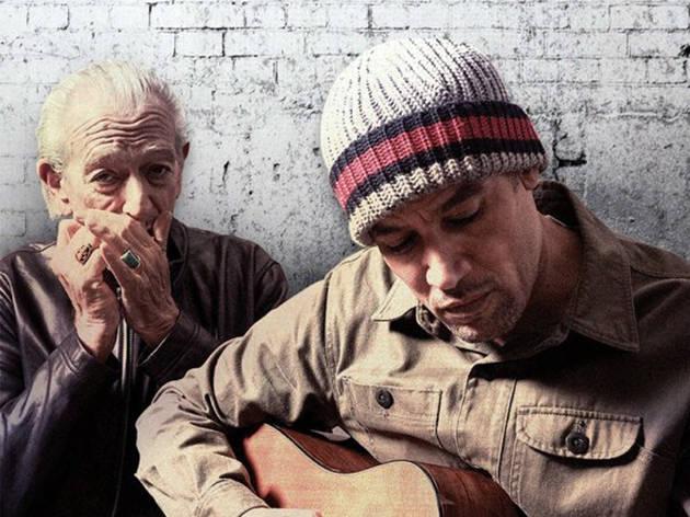 Ben Harper e Charlie Musselwhite