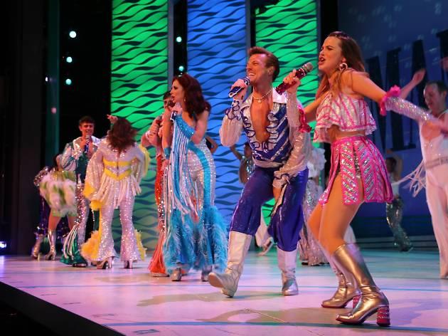 Mamma Mia! at Walnut Street Theatre