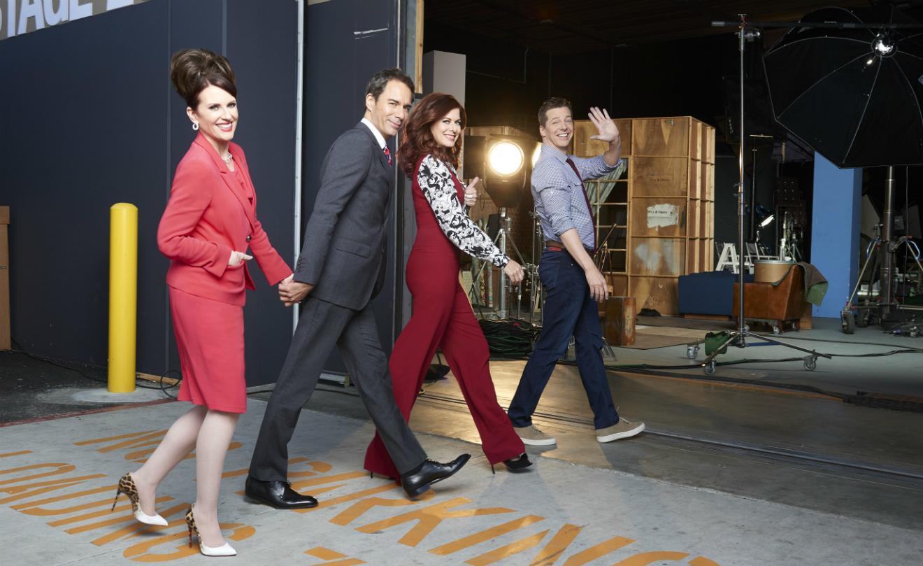 Will & Grace, la serie gay de los noventa, estrena temporada