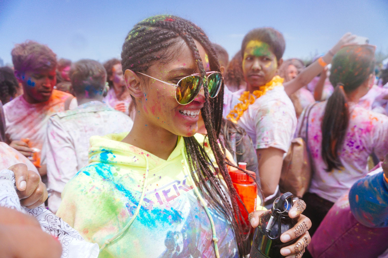 Holi Hai Festival of Color
