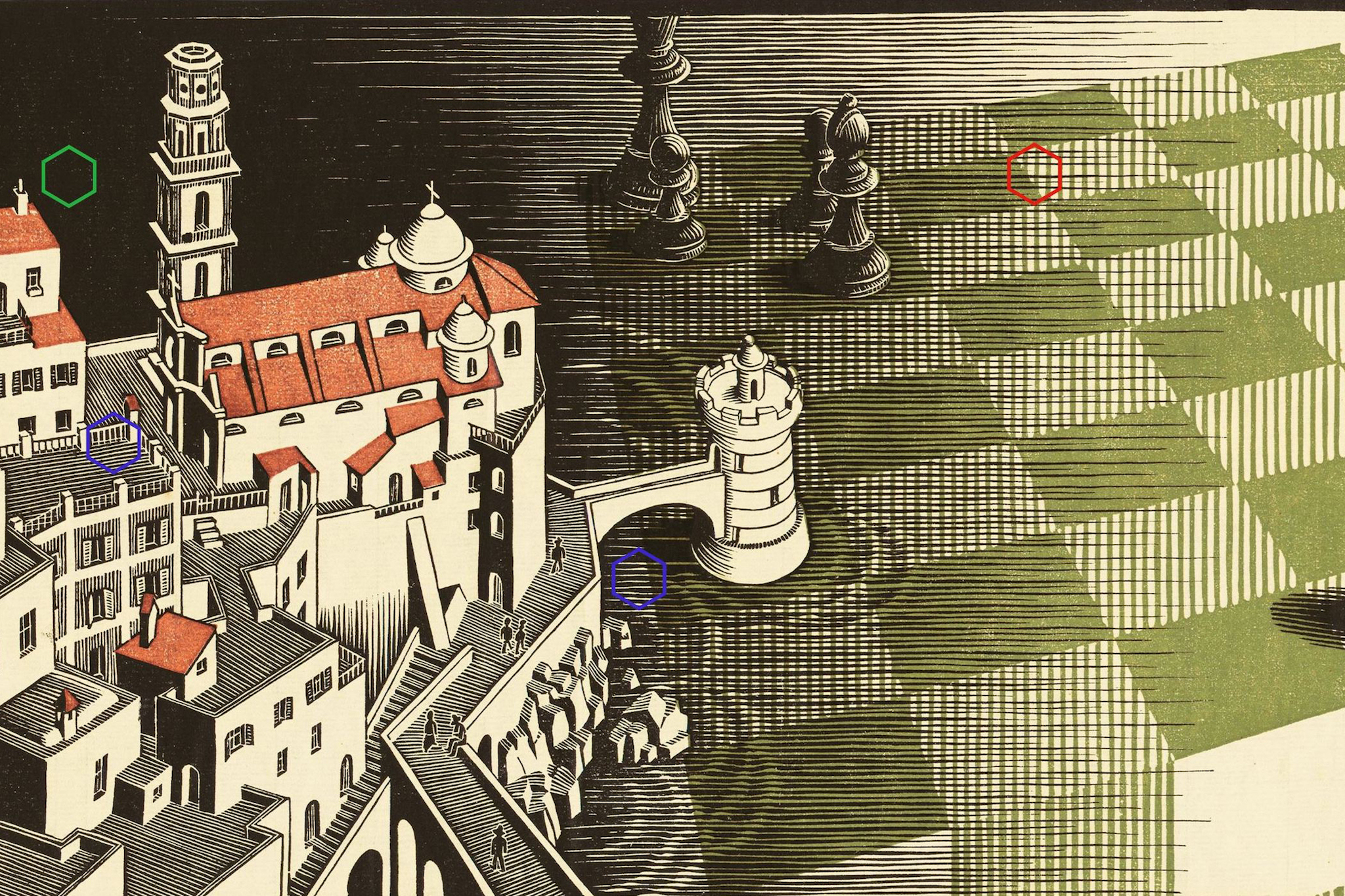 A trippy M.C. Escher exhibit is coming to Brooklyn