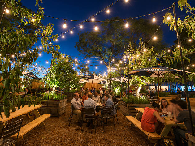 Awesome beer gardens in Philly