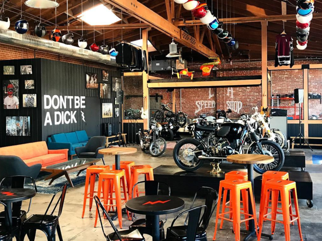 The House of Machines in Los Angeles
