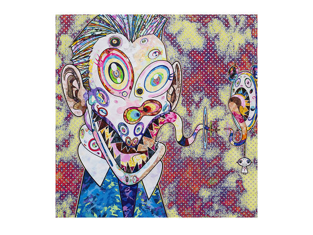 "Takashi Murakami, ""Heads ↔ Heads"""