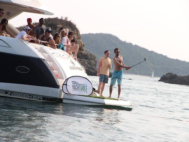 Yacht Golf