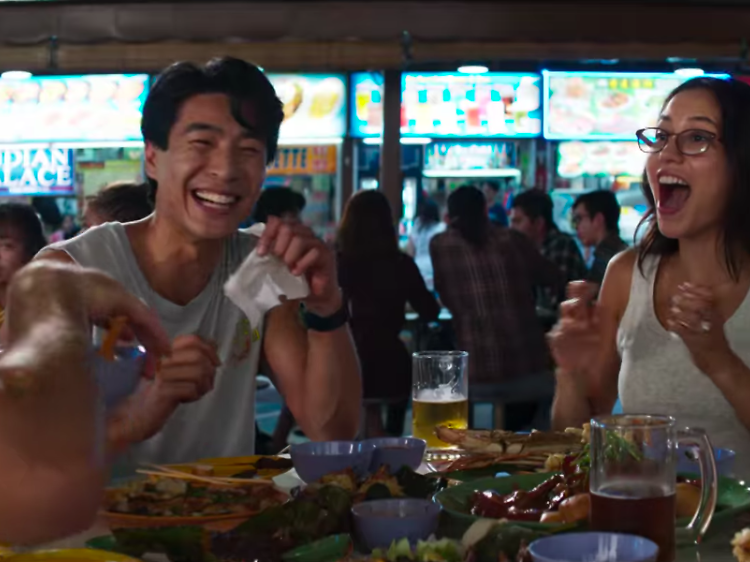 All the local dishes in Crazy Rich Asians and where to get them