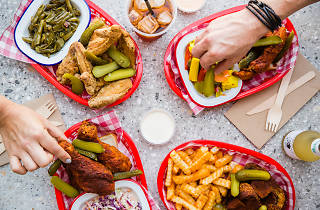 Belle's Hot Chicken
