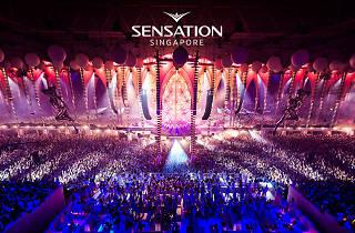 Sensation Singapore