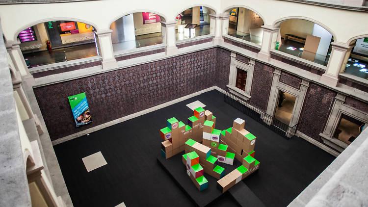 Museo Interactivo de Economía MIDE en el Centro de la CDMX
