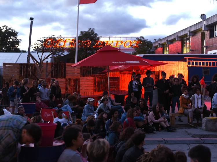 Garage MU Festival