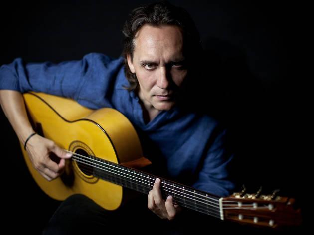 De Cajón 2018: Vicente Amigo