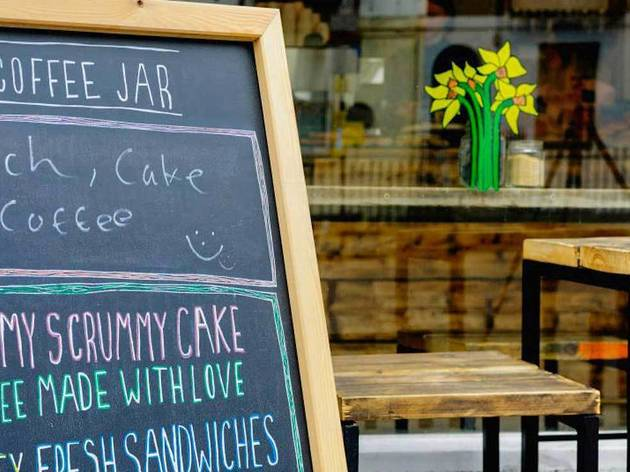 Coffee Jar Restaurants In Camden Town London